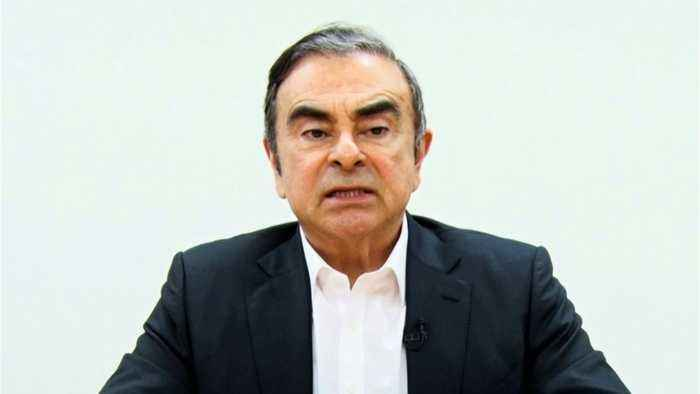 Carlos Ghosn Gets Out On $4.5 Million Bail