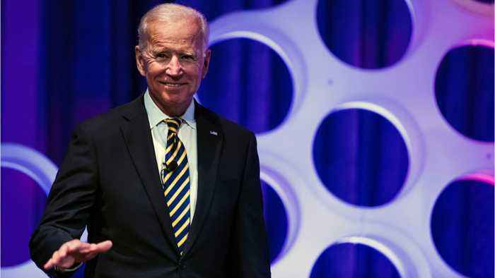 Former Vice President Biden Officially Launches White House Bid