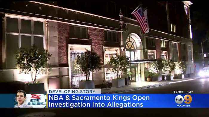 NBA, Kings Launch Investigation Into Sex Assault Allegations Against Ex-Lakers Coach Luke Walton