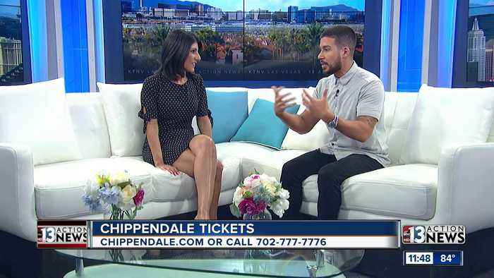 Jersey Shore's, Vinny Guadagnino, joins Chippendales as celebrity host