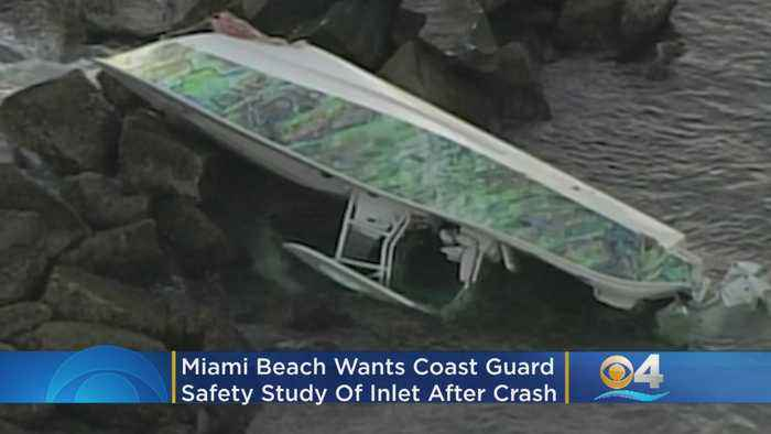 Miami Beach Wants Coast Guard Safety Study Of Government Cut After Second Deadly Boat Crash