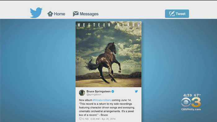 Bruce Springsteen Fans Are Rejoicing After His Latest Tweet