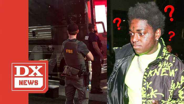 Kodak Black's Fleet Of Tour Buses Raided By FBI