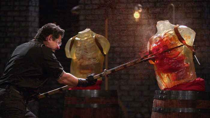 Forged in Fire: The Knightly Poleaxe Tests