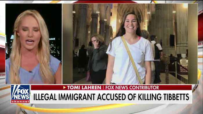 Tomi Lahren talks of another tragedy regarding an illegal immigrant