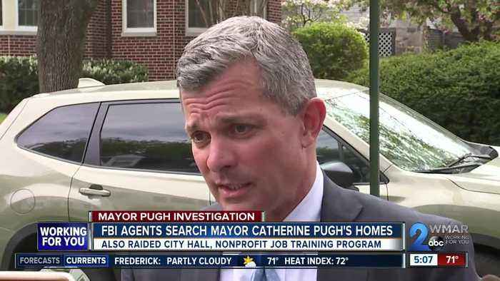 Mayor Pugh's attorney says she's not well enough right now to make decisions about her future