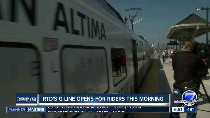 G Line Opening Day: How it impacts Arvada