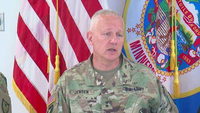 MN National Guard Addresses Sexual Assault Cases