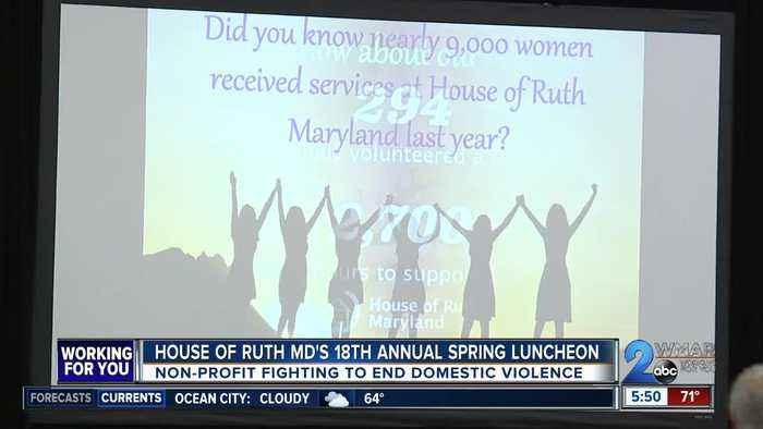 House of Ruth Maryland hosts 18th annual Spring Luncheon