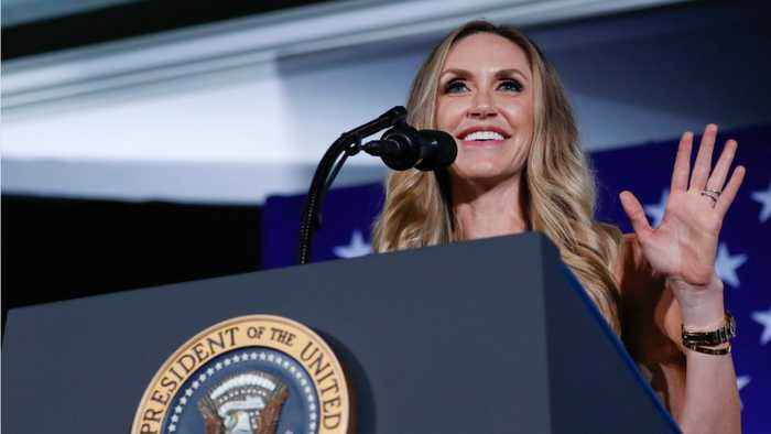 Lara Trump Says Letting Middle Eastern Refugees Into Germany Was Its 'Downfall'
