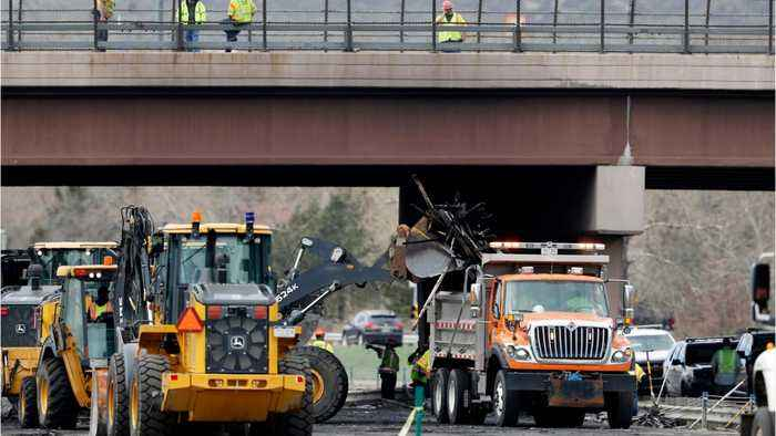 Trucker Arrested In Fiery Colorado Pileup That Killed Four