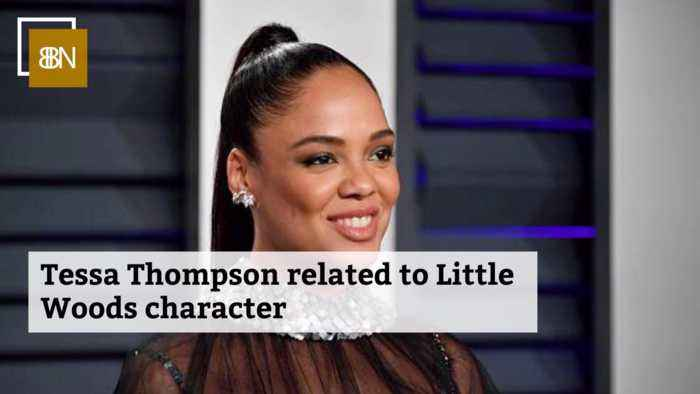 Tessa Thompson Related To This New Movie