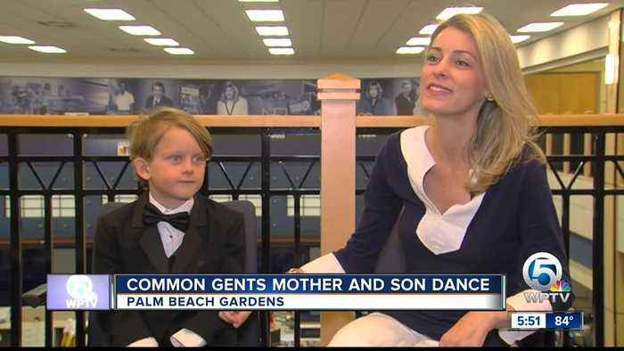 Common Gents Mother and Son Dance