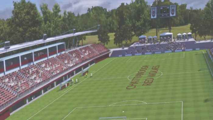 Red Wolves Stadium comes with major development plan