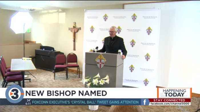 Diocese of Madison announces new bishop