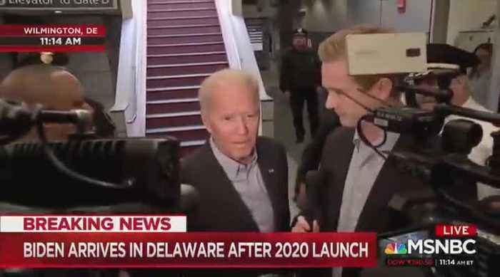 Joe Biden lies, claims he asked Obama not to endorse him