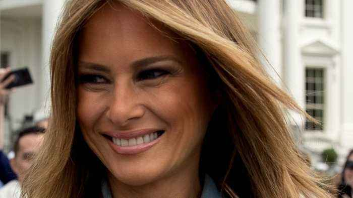 The Craziest Conspiracy Theories About First Lady Melania Trump