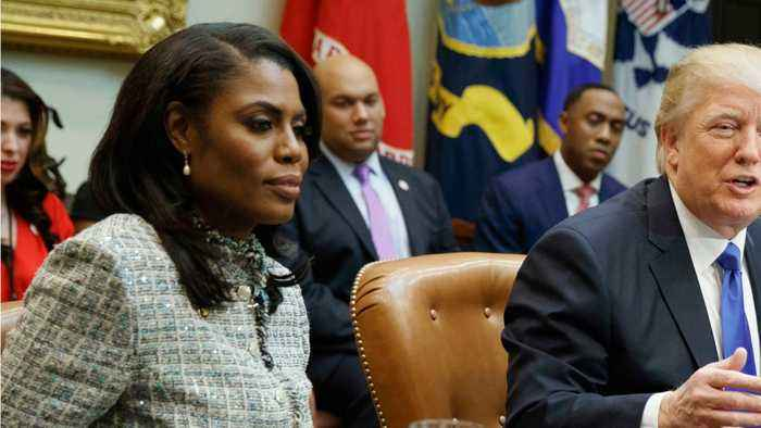 Omarosa Believes Donald Trump Is Going To Jail