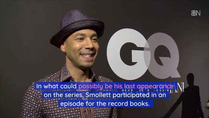 Jussie Smollett Came Back With A New Empire Episode