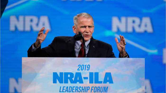 Oliver North Stepping Down As National Rifle Association President