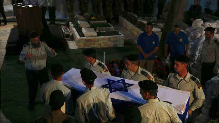 Israel Says It Will Release Two Prisoners After Recovering Remains Of Missing Soldier