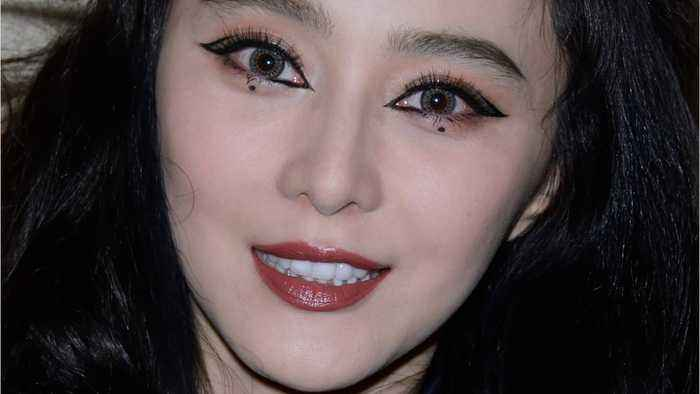 Chinese Film Star Fan Bingbing Reemerges After Tax Scandal