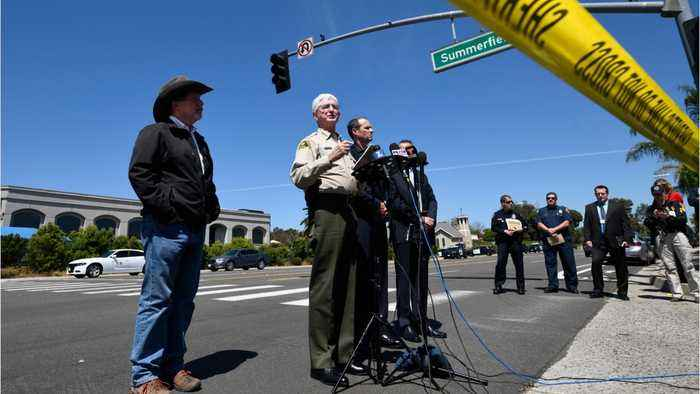 San Diego Synagogue Shooting: One Worshipper Dead, Three Wounded