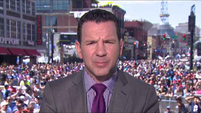 NFL Network's Ian Rapoport: 'You have to wonder about the future' of cornerback Janoris Jenkins in New York