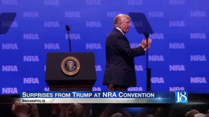 trump nra convention
