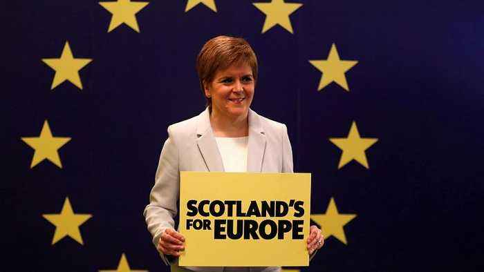 Scottish independence: 'It's time,' says SNP leader Nicola Sturgeon