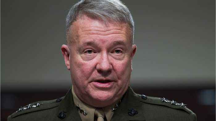 U.S. General Says U.S. Will Counter Dangerous Action From Iran