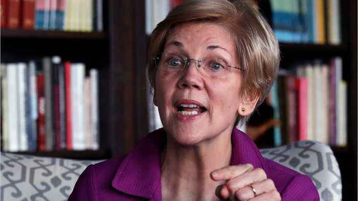 Warren And Sanders Duke It Our For The Left