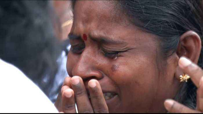 'A generation lost': The victims of Sri Lanka bombings
