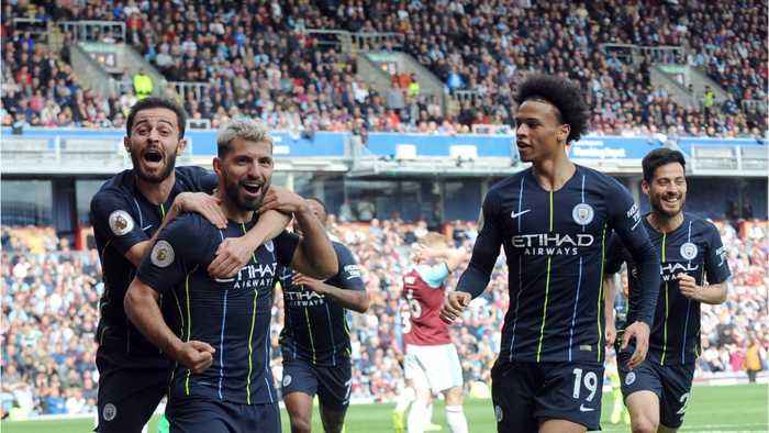 Manchester City Back In First With 2 Games Left