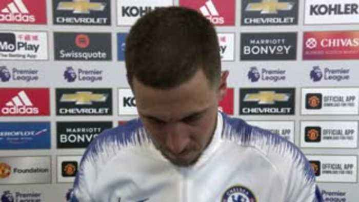 Hazard: Chelsea must qualify for CL