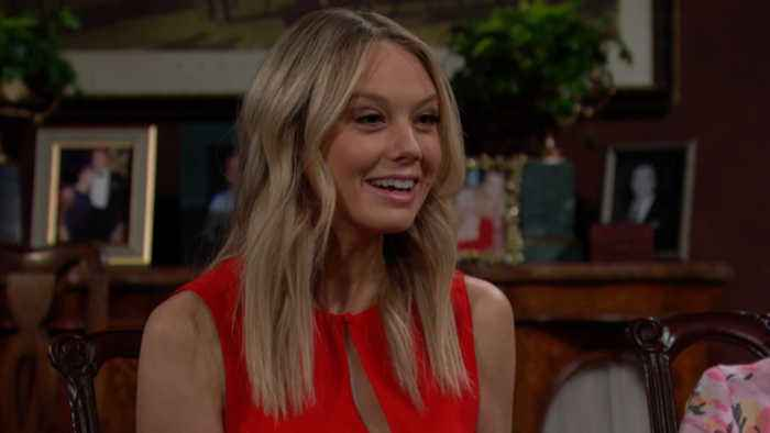 The Young and the Restless - Melissa Ordway Remembers Kristoff St. John