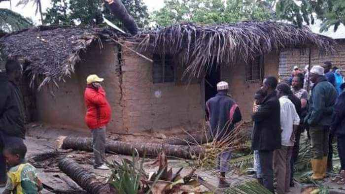 Death Toll From Cyclone Kenneth In Mozambique Rises