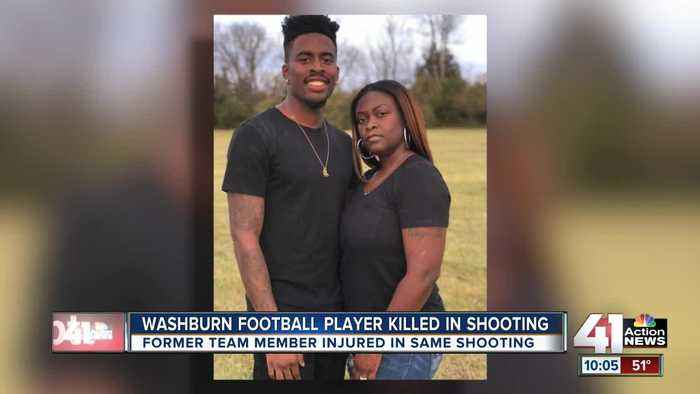 Lee's Summit family mourns Washburn football player shot, killed in Topeka