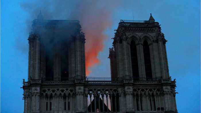 Head Of French Artisans Guild Says Lack Of Manpower Could Hinder Notre Dame Rebuilding Efforts