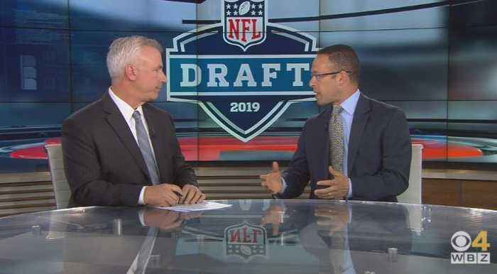 Sports Final: Mike Reiss Shares His Thoughts On Every Patriots 2019 Draft Pick