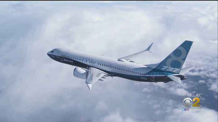Boeing CEO Says Software Fix Nearly Ready For Grounded 737 Max Jets