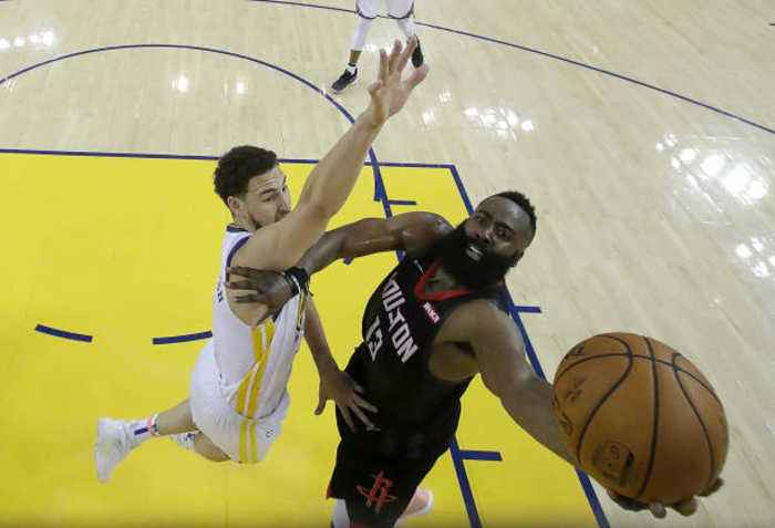 Warriors Win Over Rockets Sparks Debate on 'What is a Foul?'