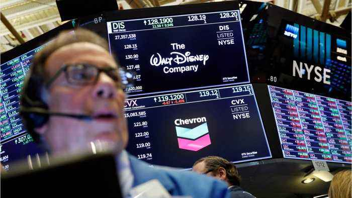 Disney Climbs To Record High After 'Avengers' Opening
