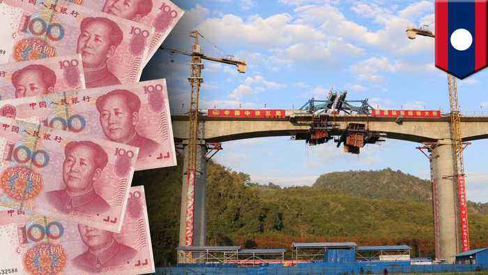 Debt trap diplomacy: What's behind the China-Laos railway?