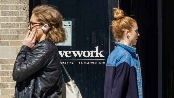 WeWork Files For IPO
