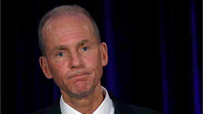 Boeing CEO Says Pilots Did Not 'Completely' Follow Emergency Procedures