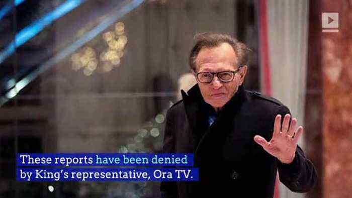 Larry King Did Not Have Heart Attack Despite Reports