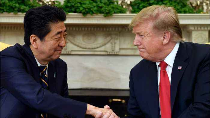Trump Says He Believes US-Japan Trade Deal Will Be Made Soon