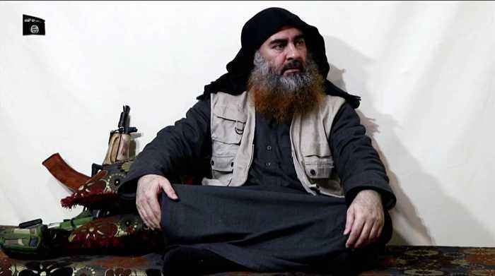 ISIL chief Abu Bakr al-Baghdadi appears in propaganda video