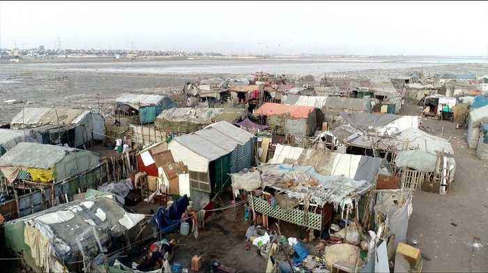 Refugees in Karachi struggle without basic rights
